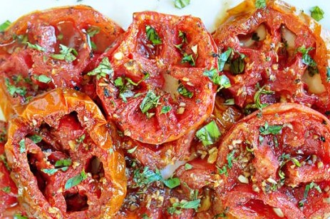 image of Balsamic Roasted Tomatoes